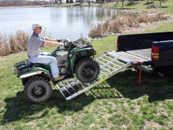 ATV Loading Ramp
