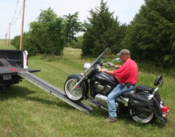 Motorcycle Ramps