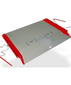 Steel Dock Board (60W x 96L)